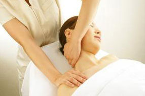 Shoulder - Chest Lymphastic Massage